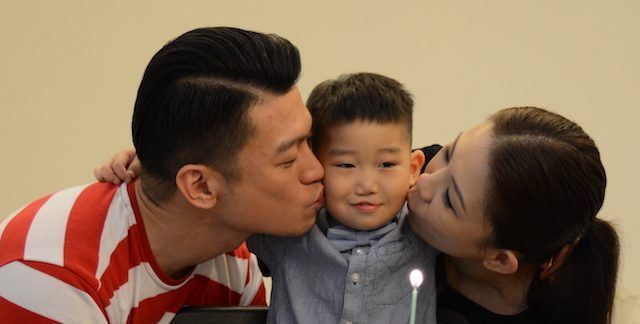 Cleft Lip Baby Gets The First Birthday Party